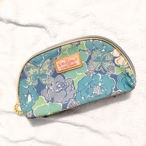 Lilly Pulitzer makeup pouch